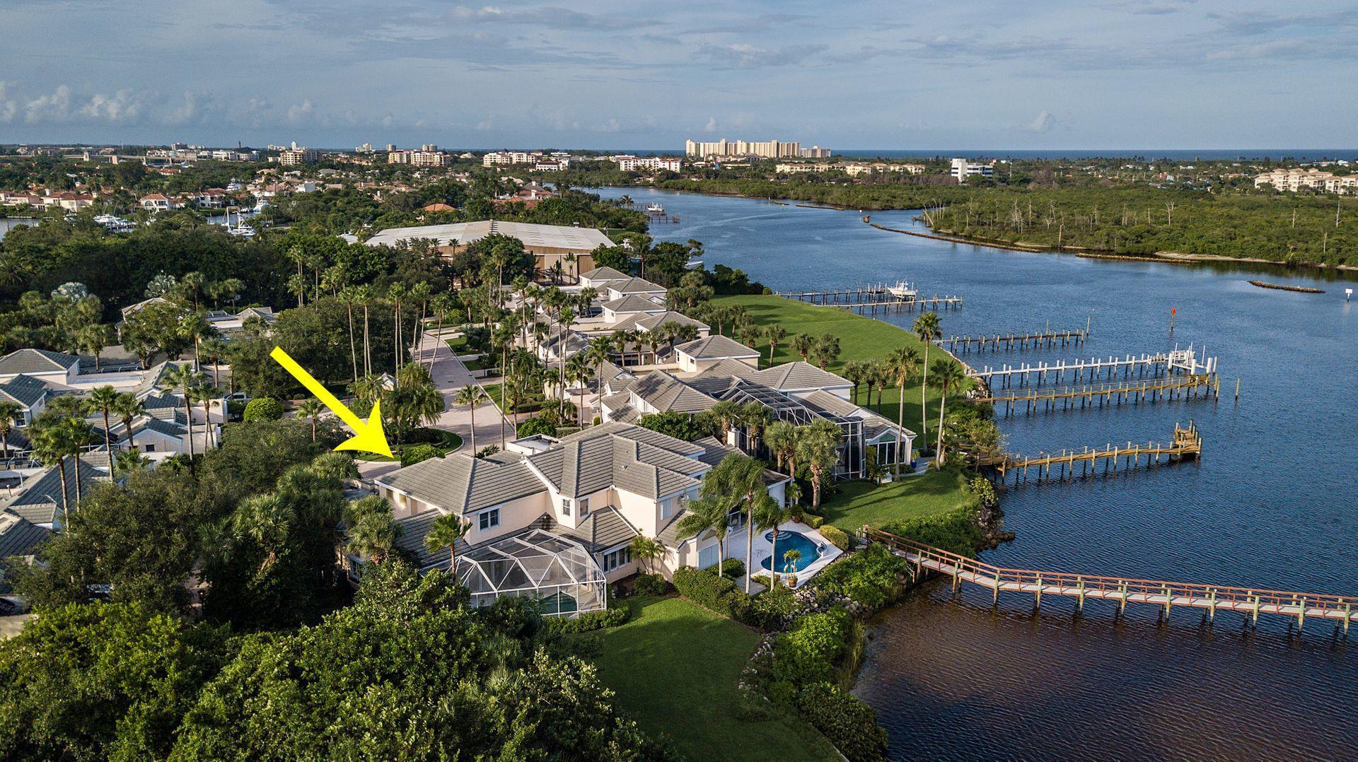 16290 Port Dickinson Drive, Jupiter, Florida 33477, 4 Bedrooms Bedrooms, ,4.1 BathroomsBathrooms,A,Townhouse,Port Dickinson,RX-10669462