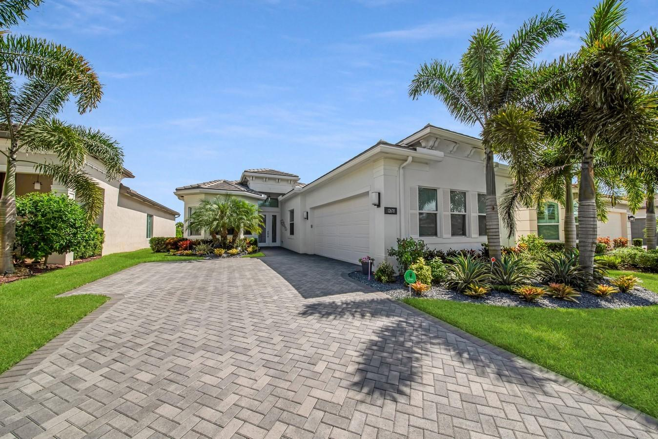 Home for sale in Valencia Bay Boynton Beach Florida