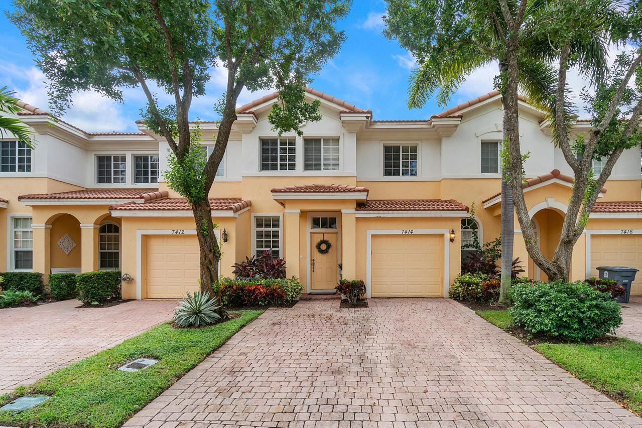 7414 Briella Drive  Boynton Beach FL 33437