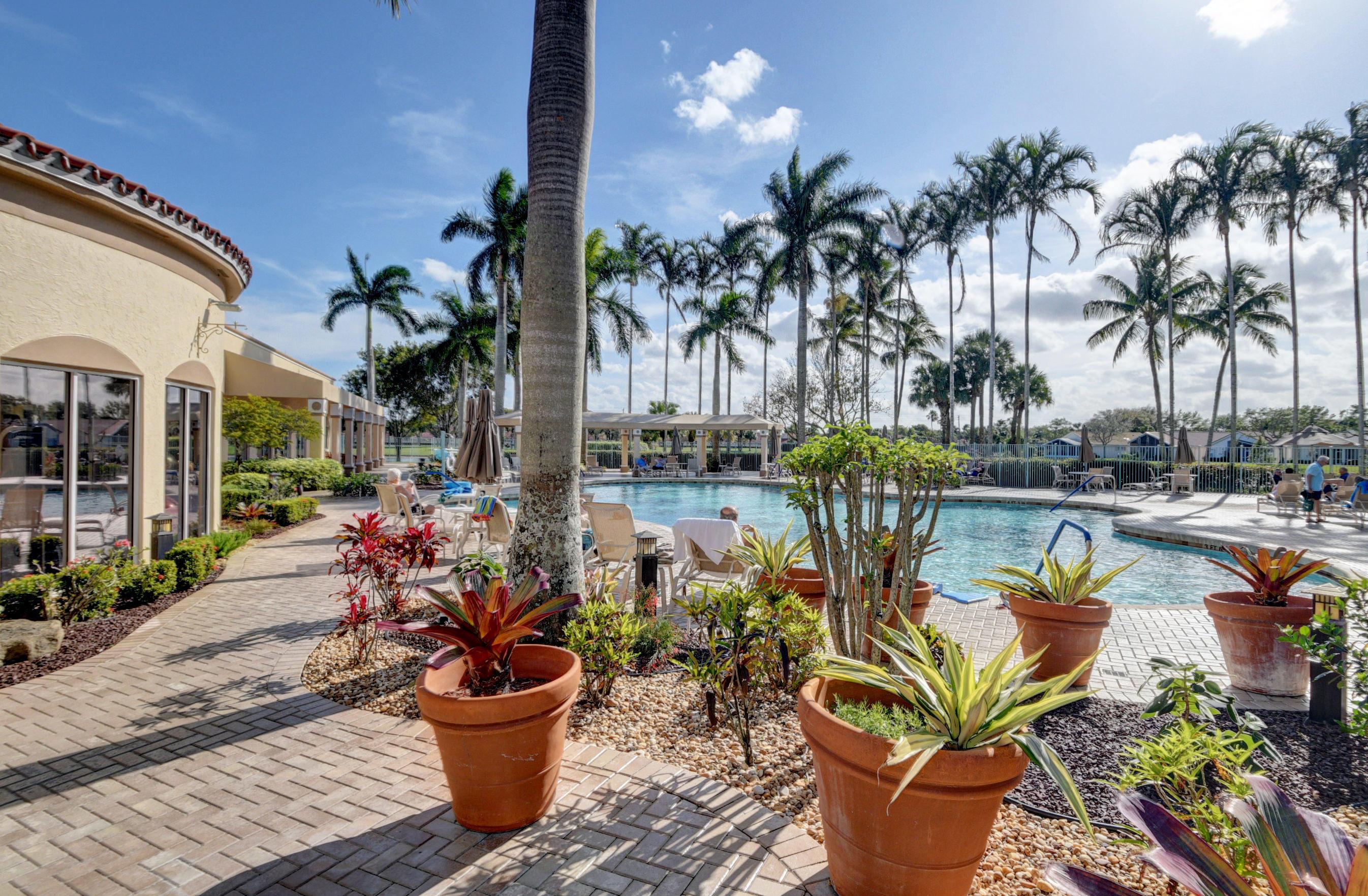 5842 Crystal Shores Drive 405 Boynton Beach, FL 33437 photo 36