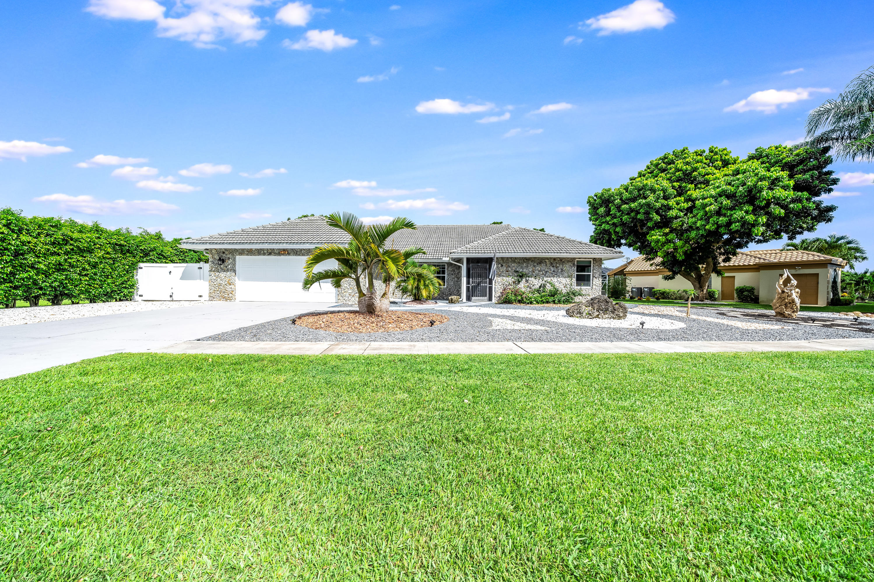 Home for sale in The Estates Boynton Beach Florida