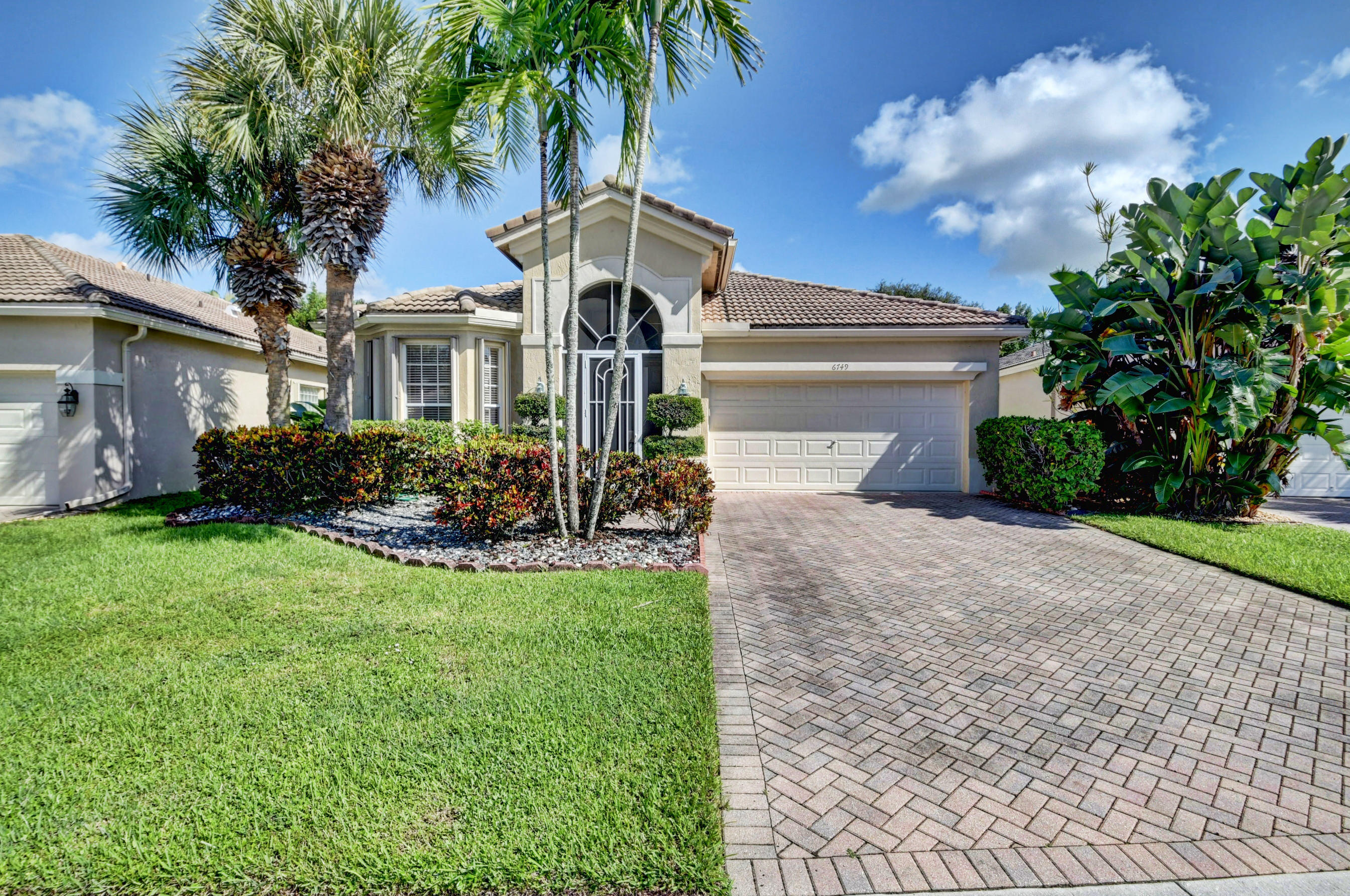 Home for sale in Aberdeen Golf & Country Club Boynton Beach Florida