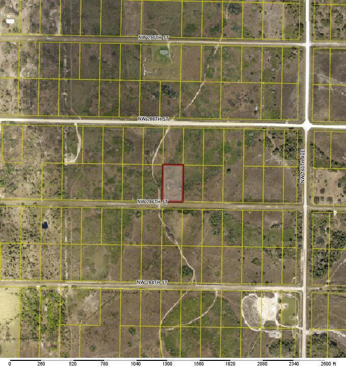 16327 286th Street, Okeechobee, Florida 34972, ,Land/Docks,For Sale,286th,RX-10662902