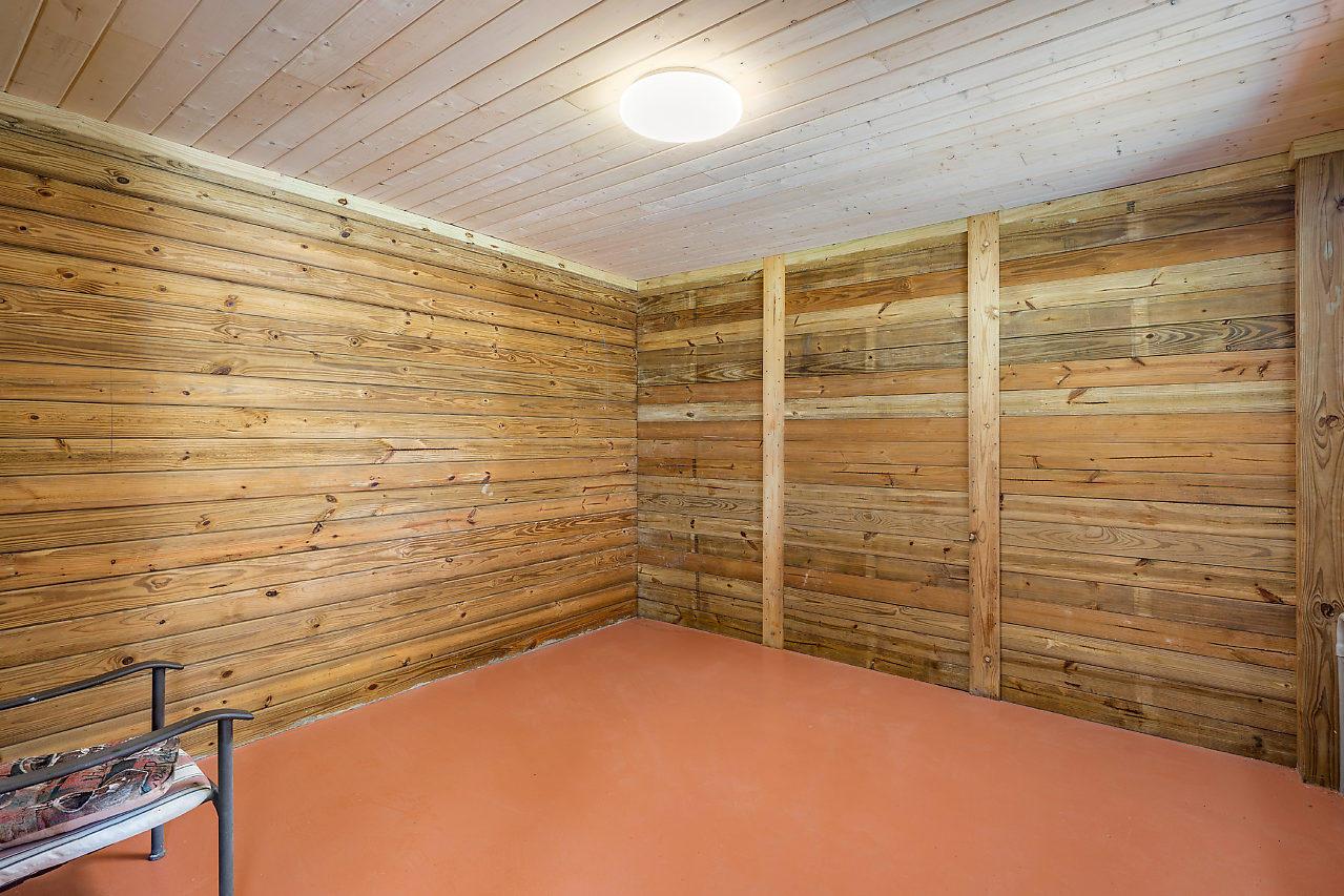 Barn Interior 2