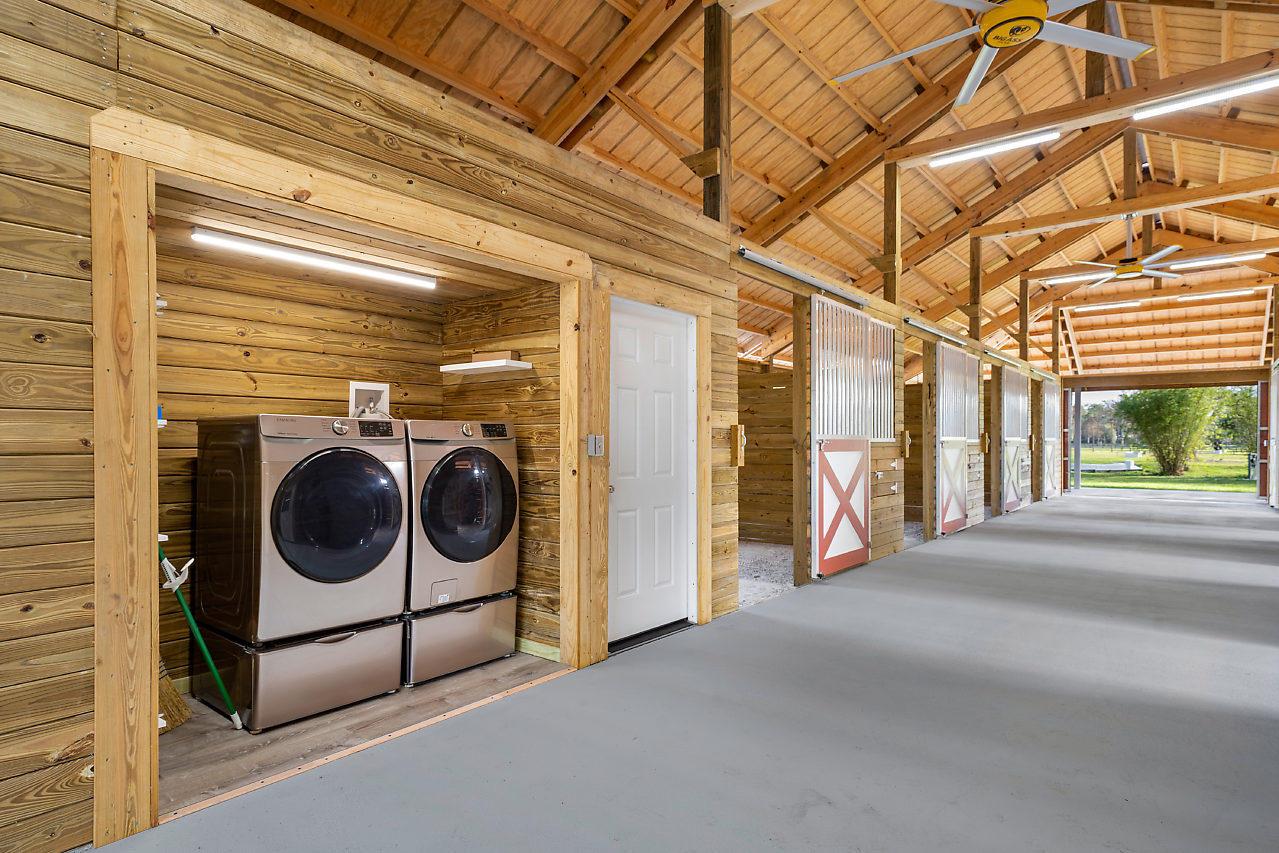 Barn Interior 5
