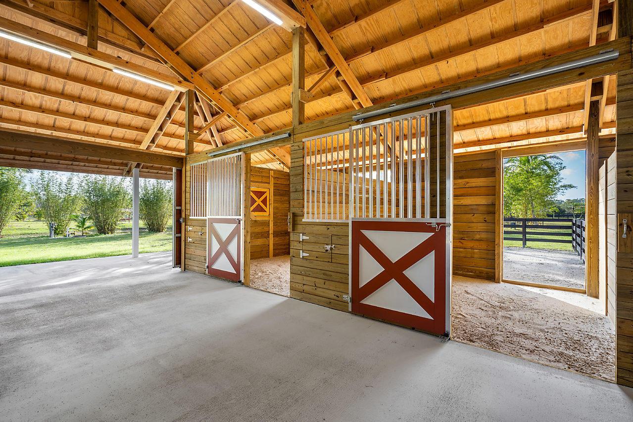 Barn Interior 8