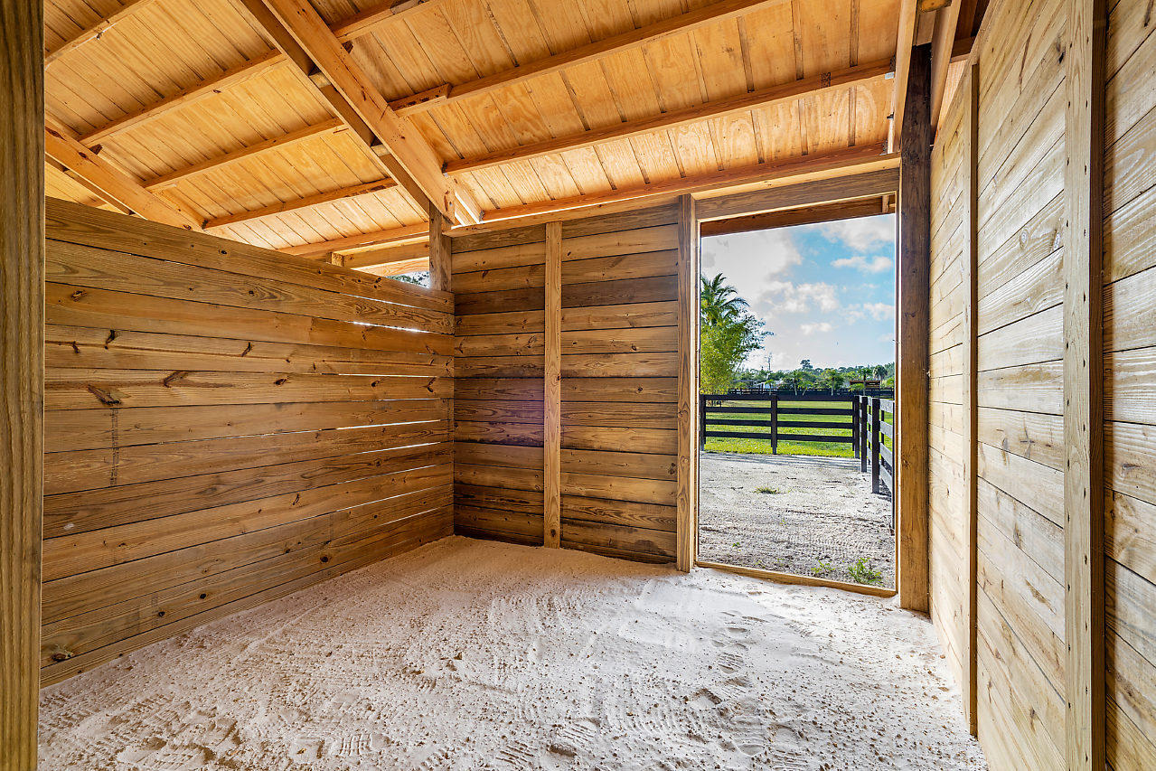 Barn Interior 7