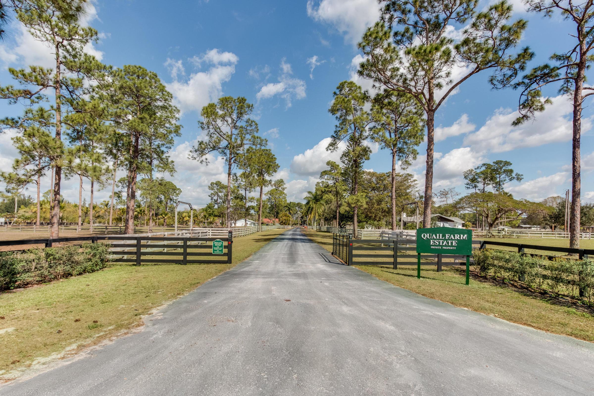 House Driveway Main Entrance