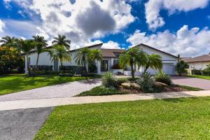 4720 Cherry Laurel Lane  Delray Beach, FL 33445