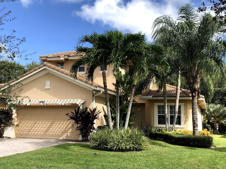 12081 Aviles Circle Palm Beach Gardens, FL 33418