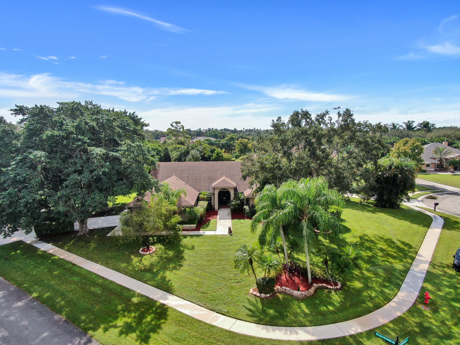 Home for sale in Meadow Wood Of The Landings Wellington Florida