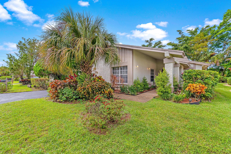 Home for sale in Arbor Wood Villas Boca Raton Florida