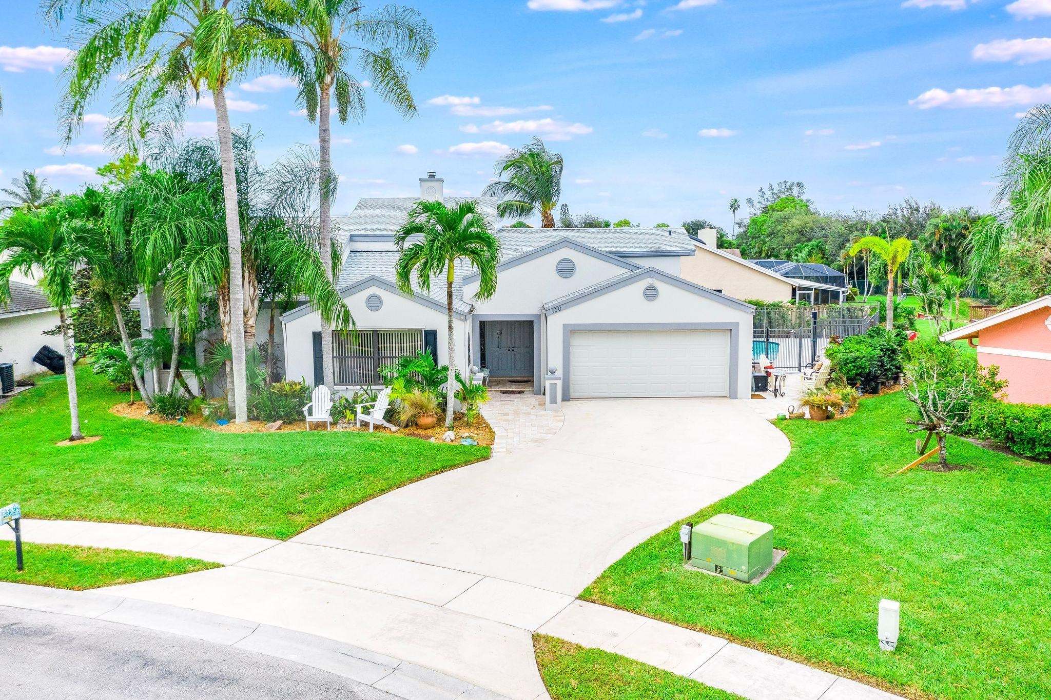 Home for sale in ELYSIUM AT ARBORS Royal Palm Beach Florida