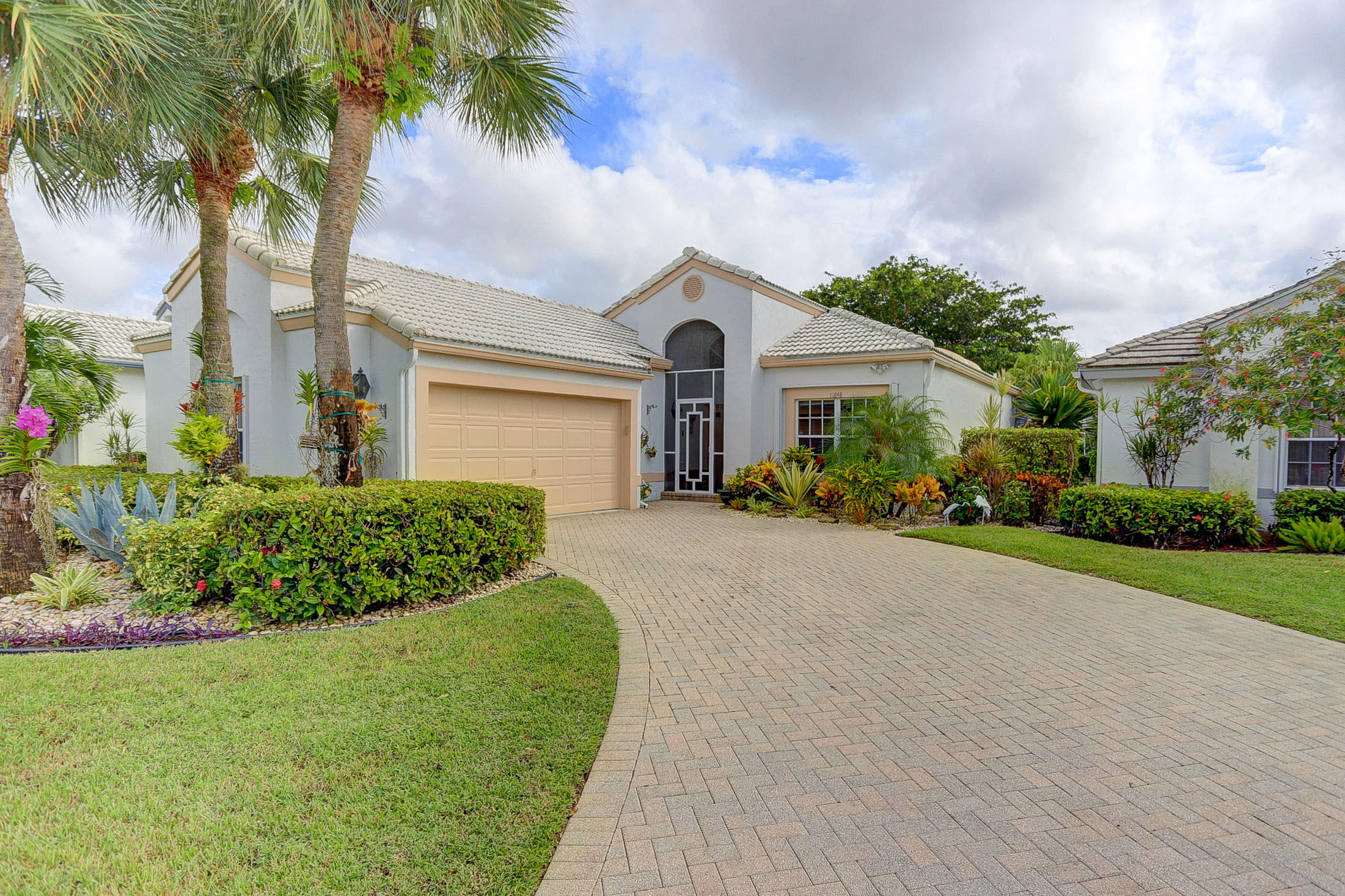 Home for sale in Indian Spring/hampton Fairways Boynton Beach Florida