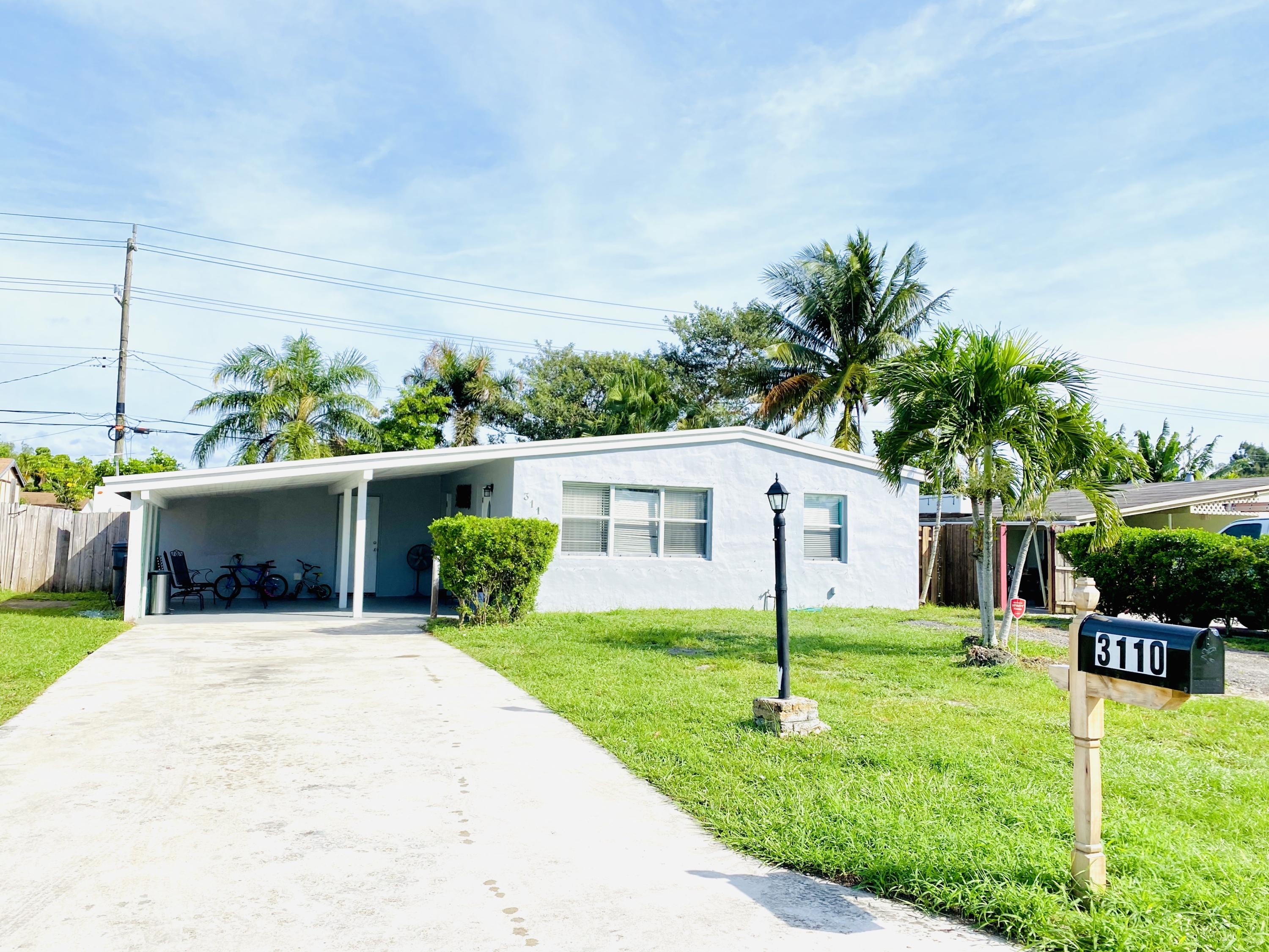Home for sale in ENGLEWOOD MANOR Lake Worth Florida