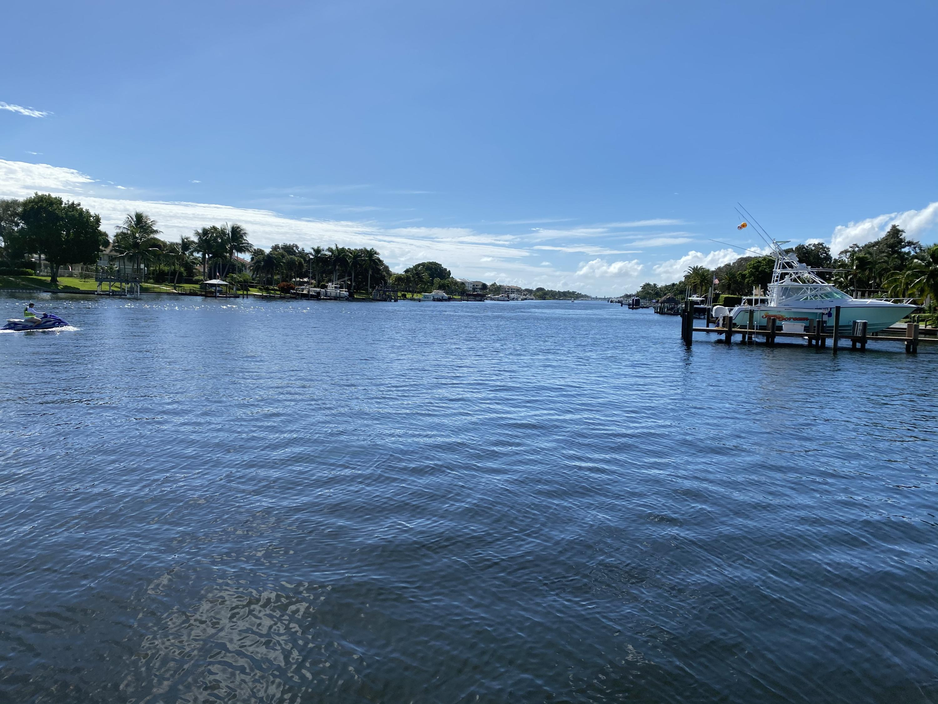Intracoastal Waterway South