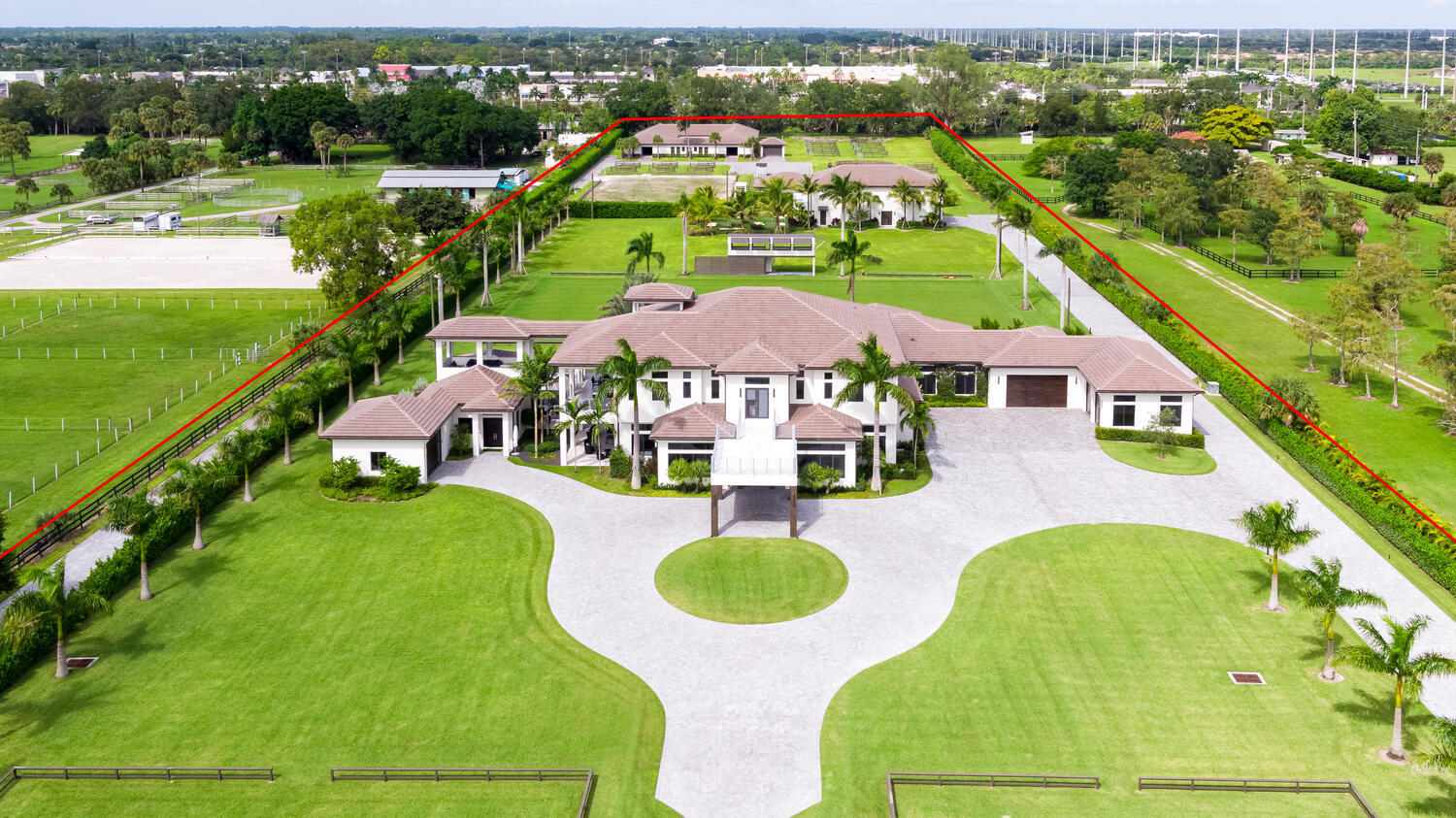 Home for sale in Palm Beach Little Ranches Wellington Florida