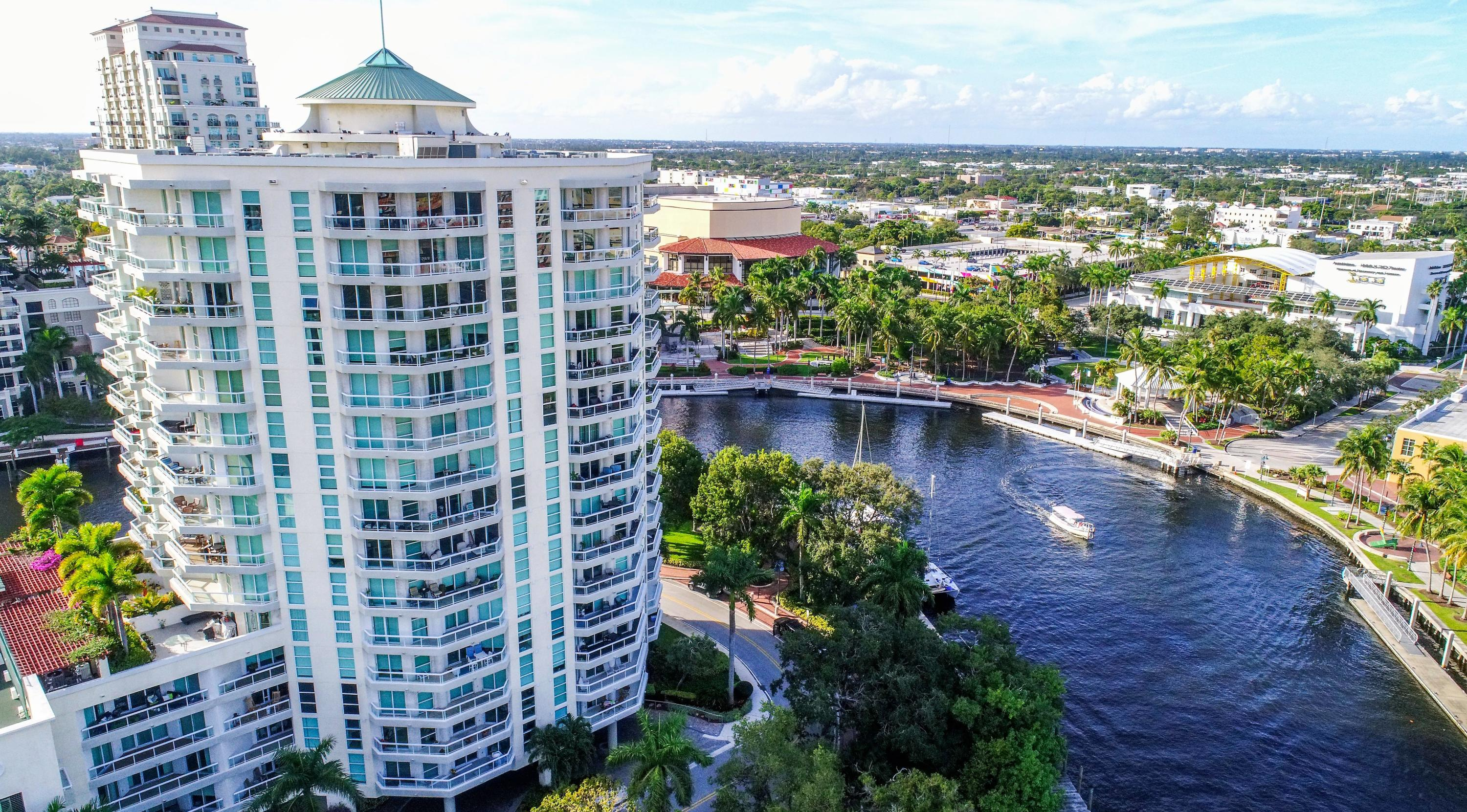 Home for sale in ESPLANADE ON THE NEW RIVER CONDO Fort Lauderdale Florida