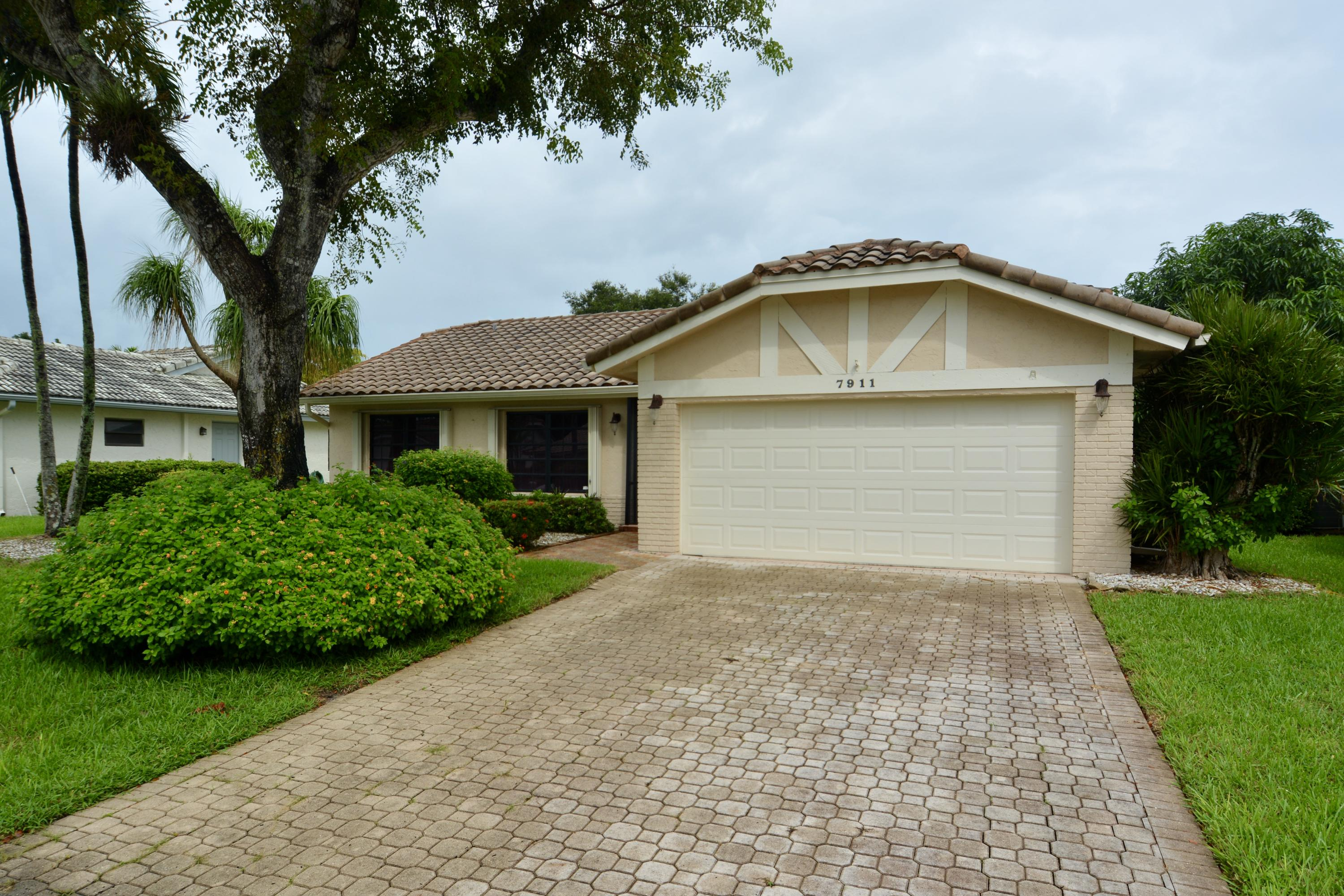 Home for sale in CLOVERFIELD Boca Raton Florida