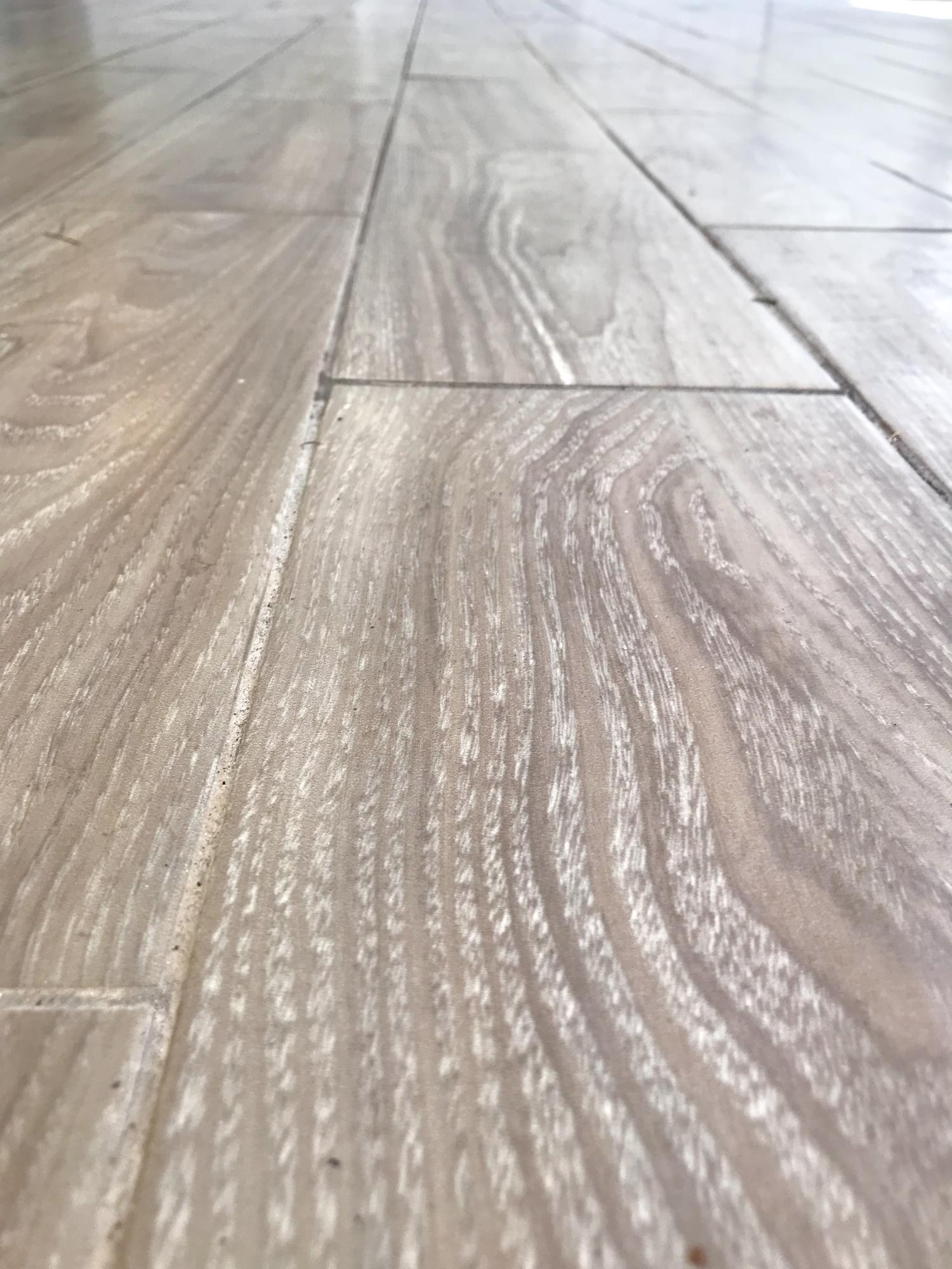 wood tile floors