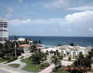 Home for sale in Highland Beach Club Highland Beach Florida