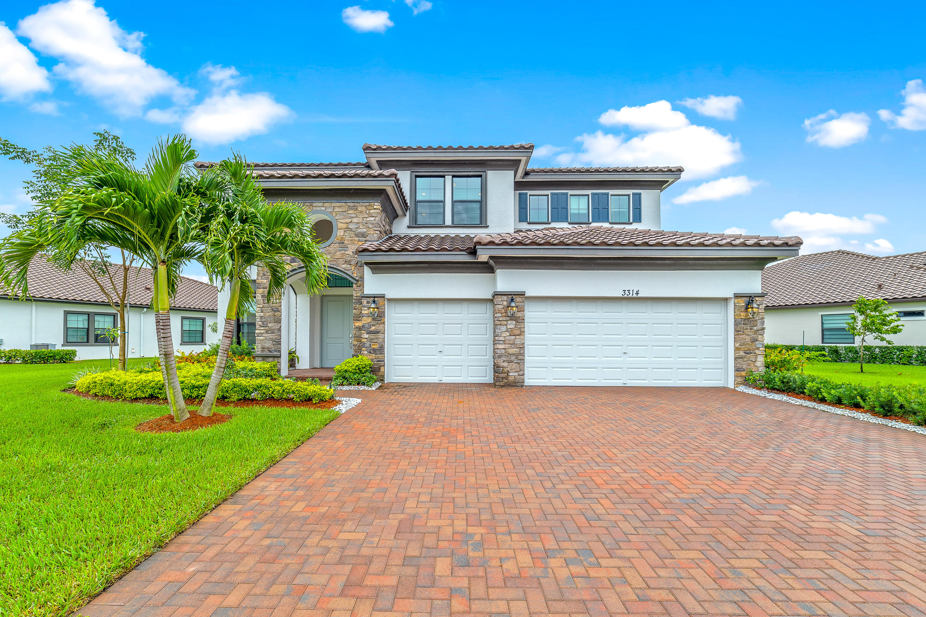 Home for sale in Bellasera Chrestwood North Royal Palm Beach Florida