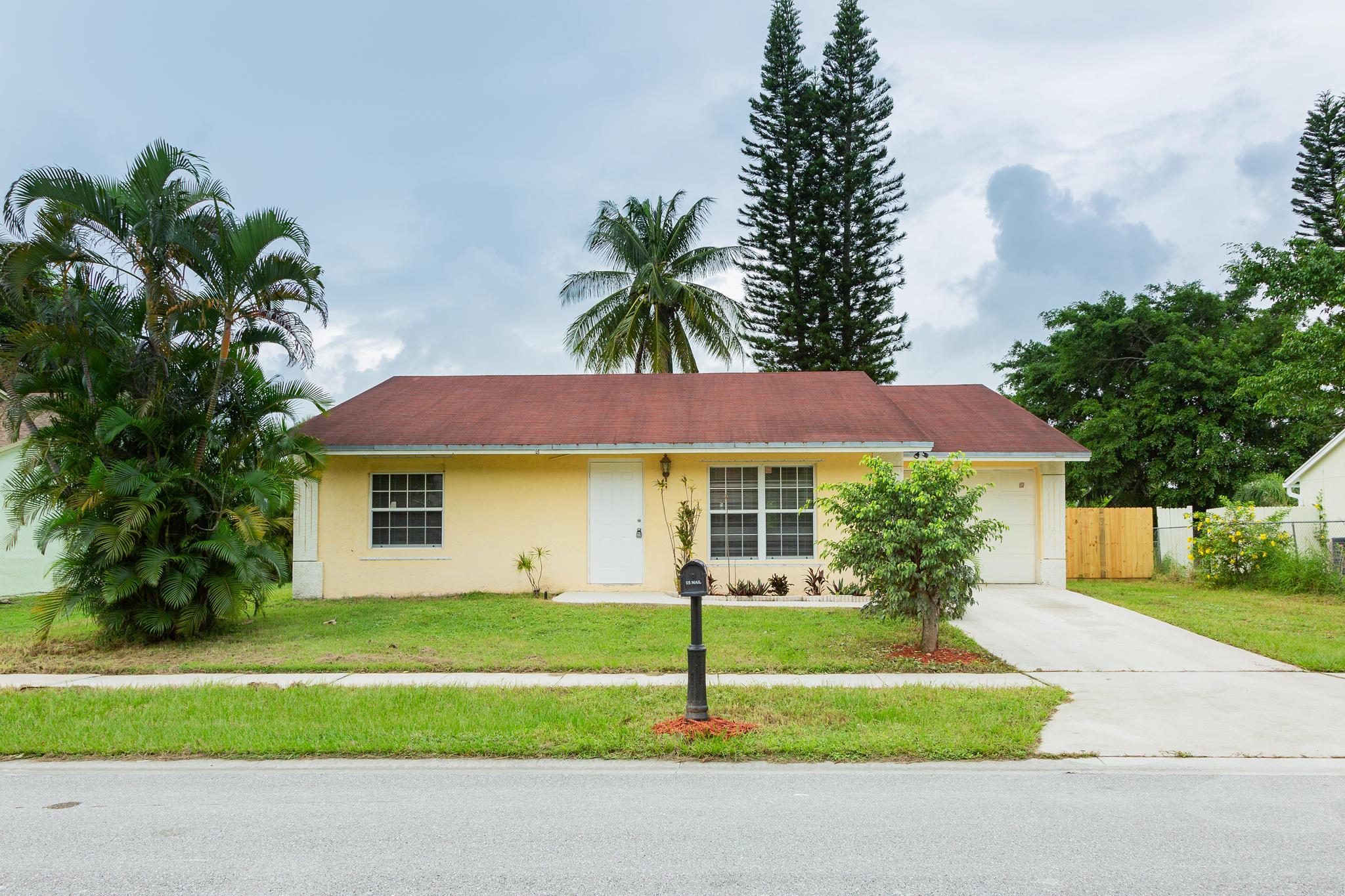 Home for sale in LANTANA HOMES 6 Lake Worth Florida