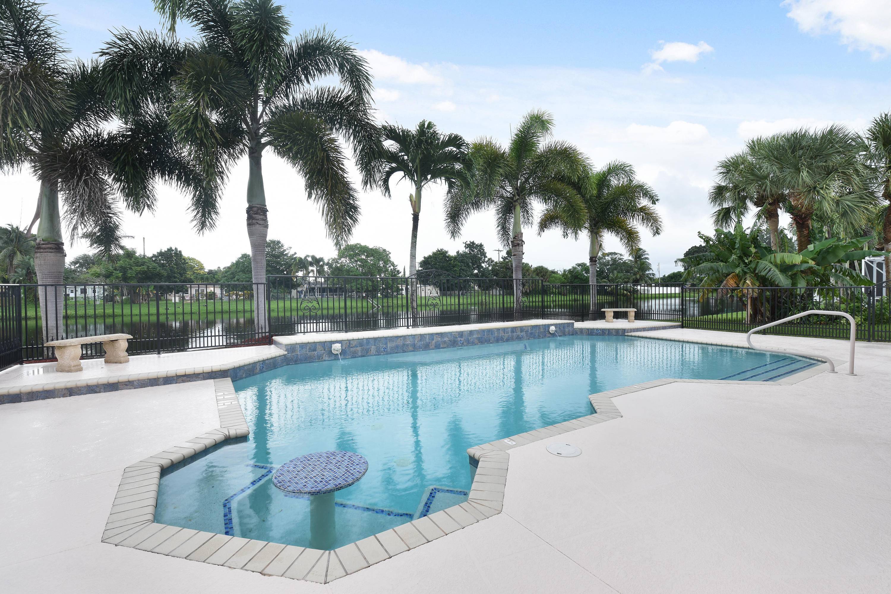 Home for sale in ESTATES OF ROYAL PALM BEACH 4 Royal Palm Beach Florida