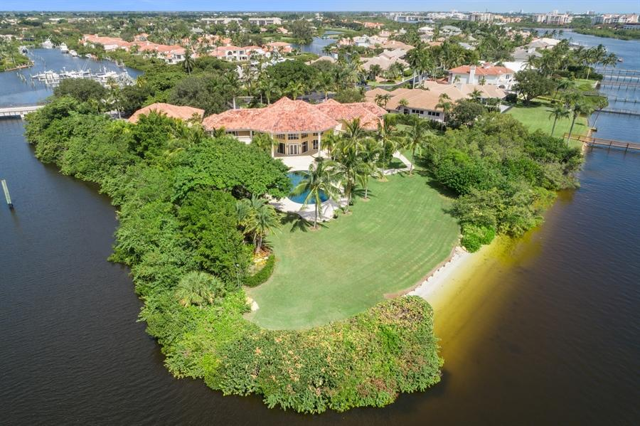 1.3 Acre Point Lot with Beach