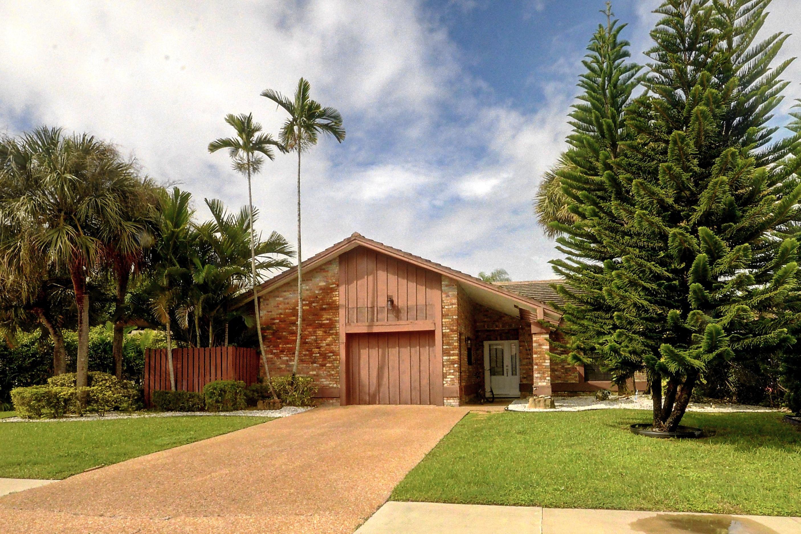 Home for sale in Boca Greens Boca Raton Florida