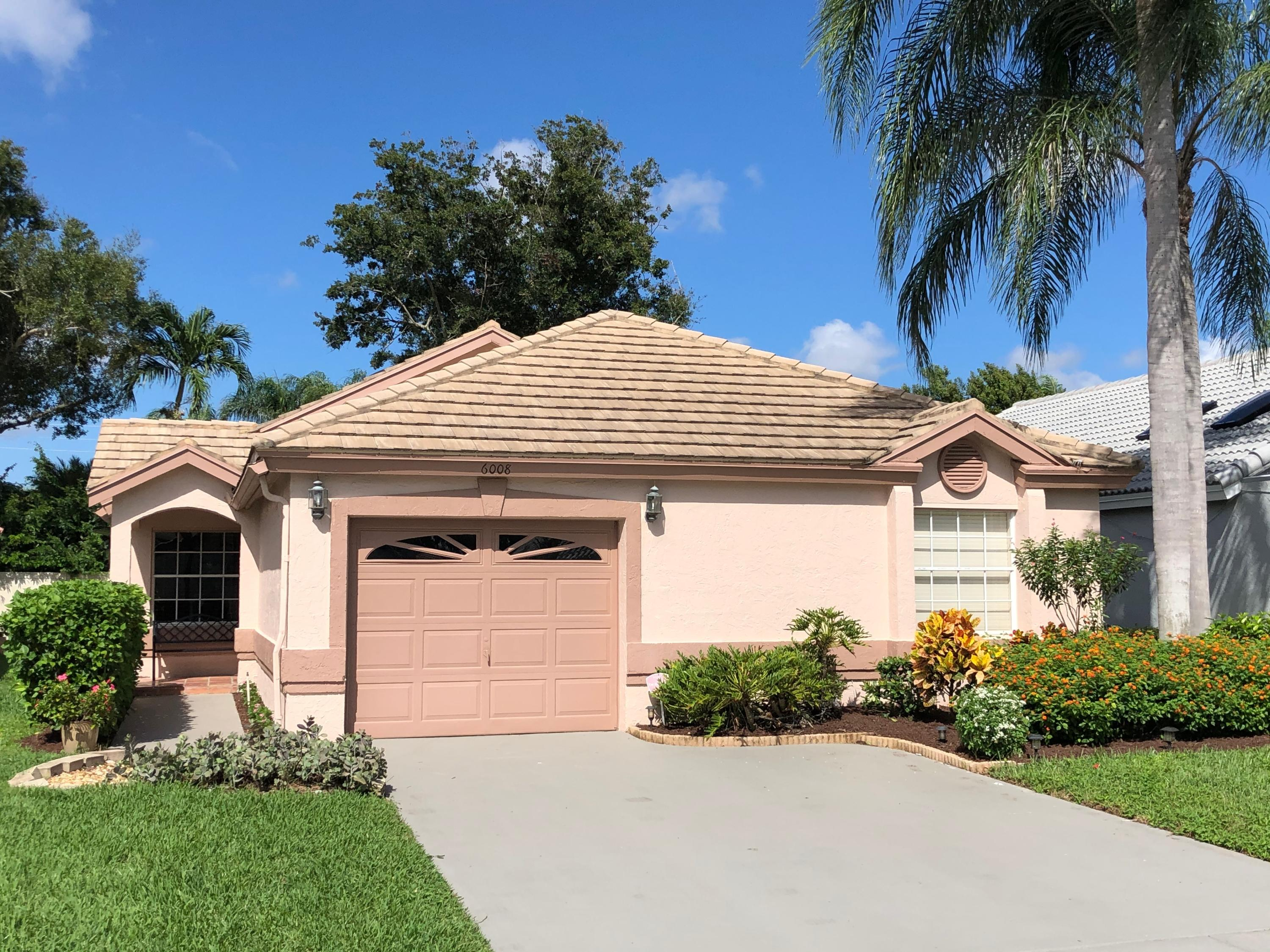Home for sale in Sawgrass Lakes Homes Boynton Beach Florida