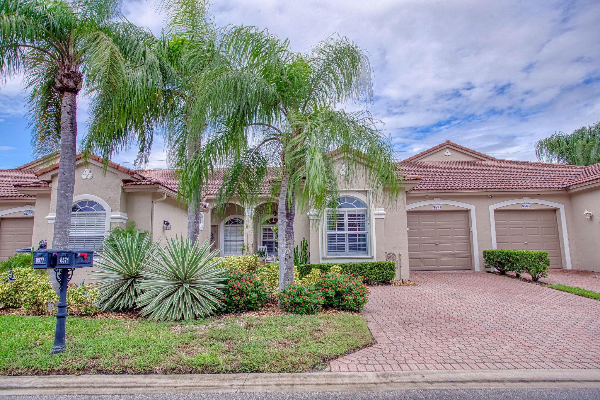 Home for sale in MIZNER POINTE OF BOCA VIA ANCHO Boca Raton Florida