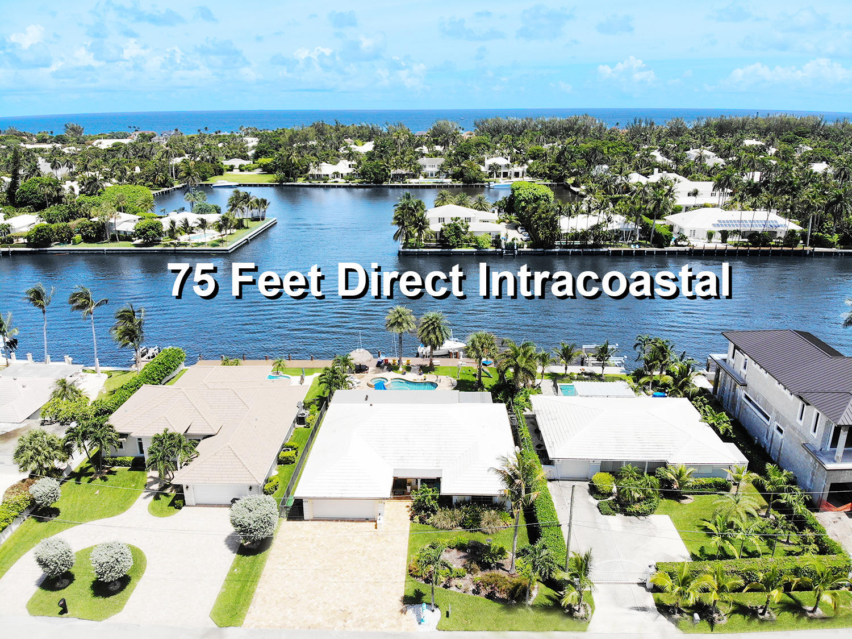 Home for sale in Tradewinds Estates Gulf Stream Florida