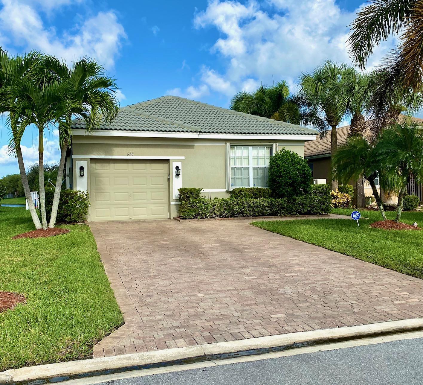 636 NW Stanford Lane - 34983 - FL - Port Saint Lucie