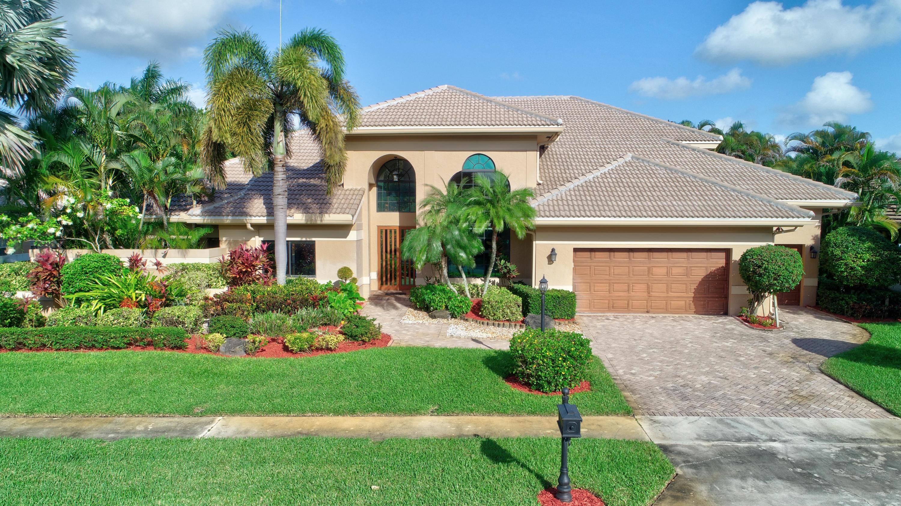Home for sale in Stonebridge Boca Raton Florida