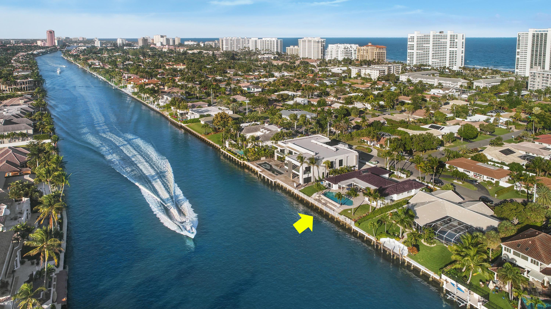 Home for sale in Spanish River Land Estates Boca Raton Florida