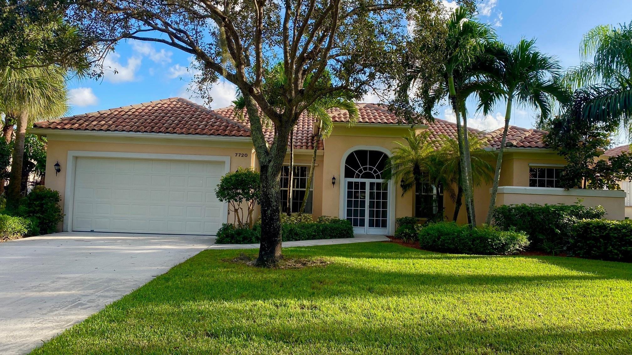 7720 Spring Creek Drive West Palm Beach, FL 33411