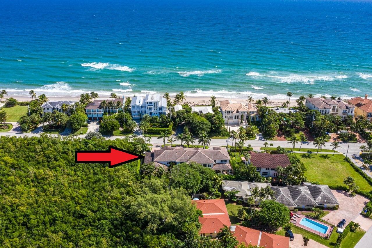Home for sale in Nassau Cove Highland Beach Florida