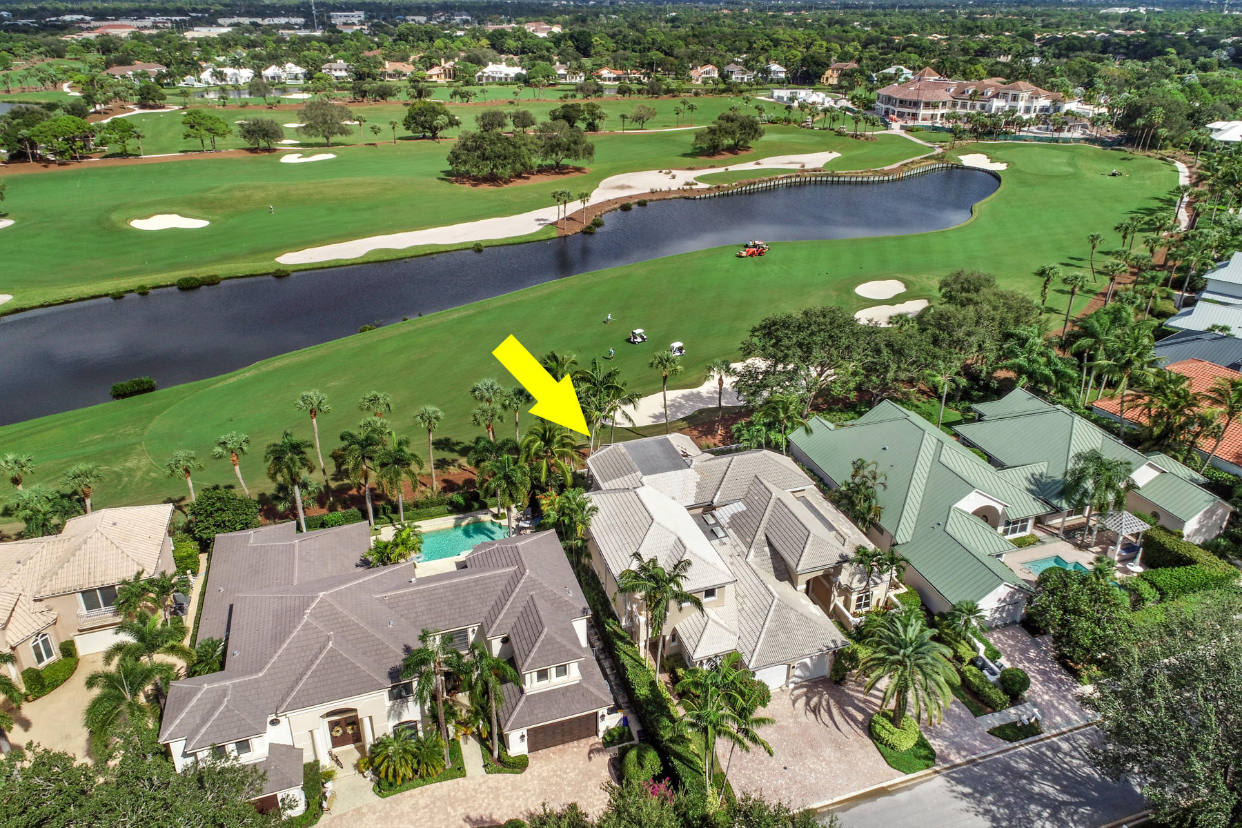 Home for sale in The Loxahatchee Club Jupiter Florida