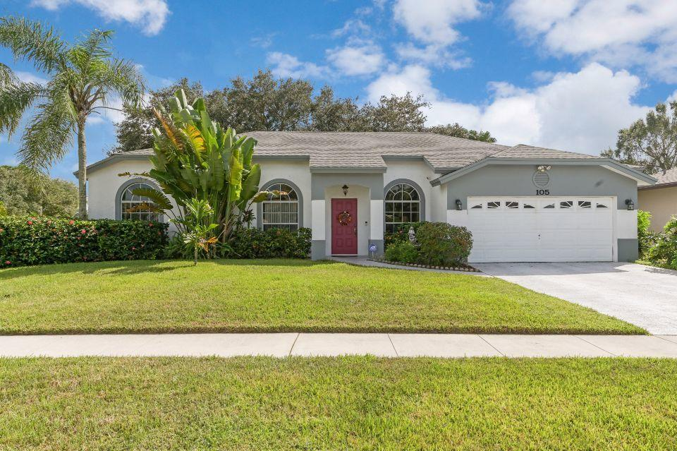 Home for sale in Saratoga Pines Royal Palm Beach Florida