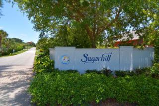 Sugarhill sign