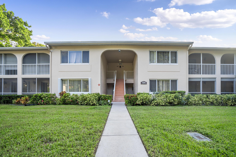 13810 Oneida Drive A-1  Delray Beach, FL 33446