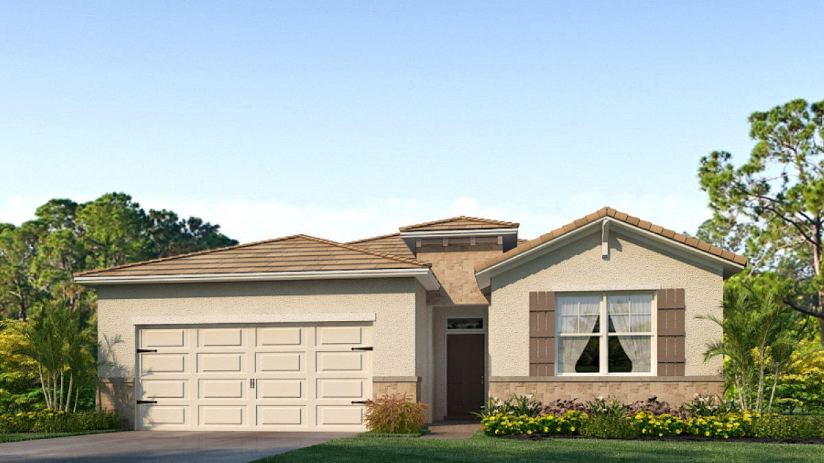 Home for sale in PRESERVE AT TRADITION Port Saint Lucie Florida