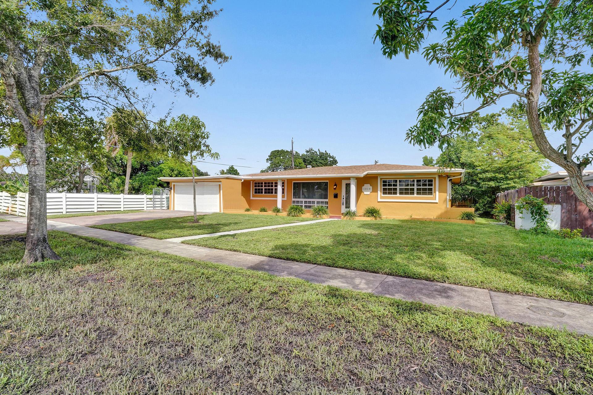 Home for sale in MELROSE PARK SEC 7 Fort Lauderdale Florida