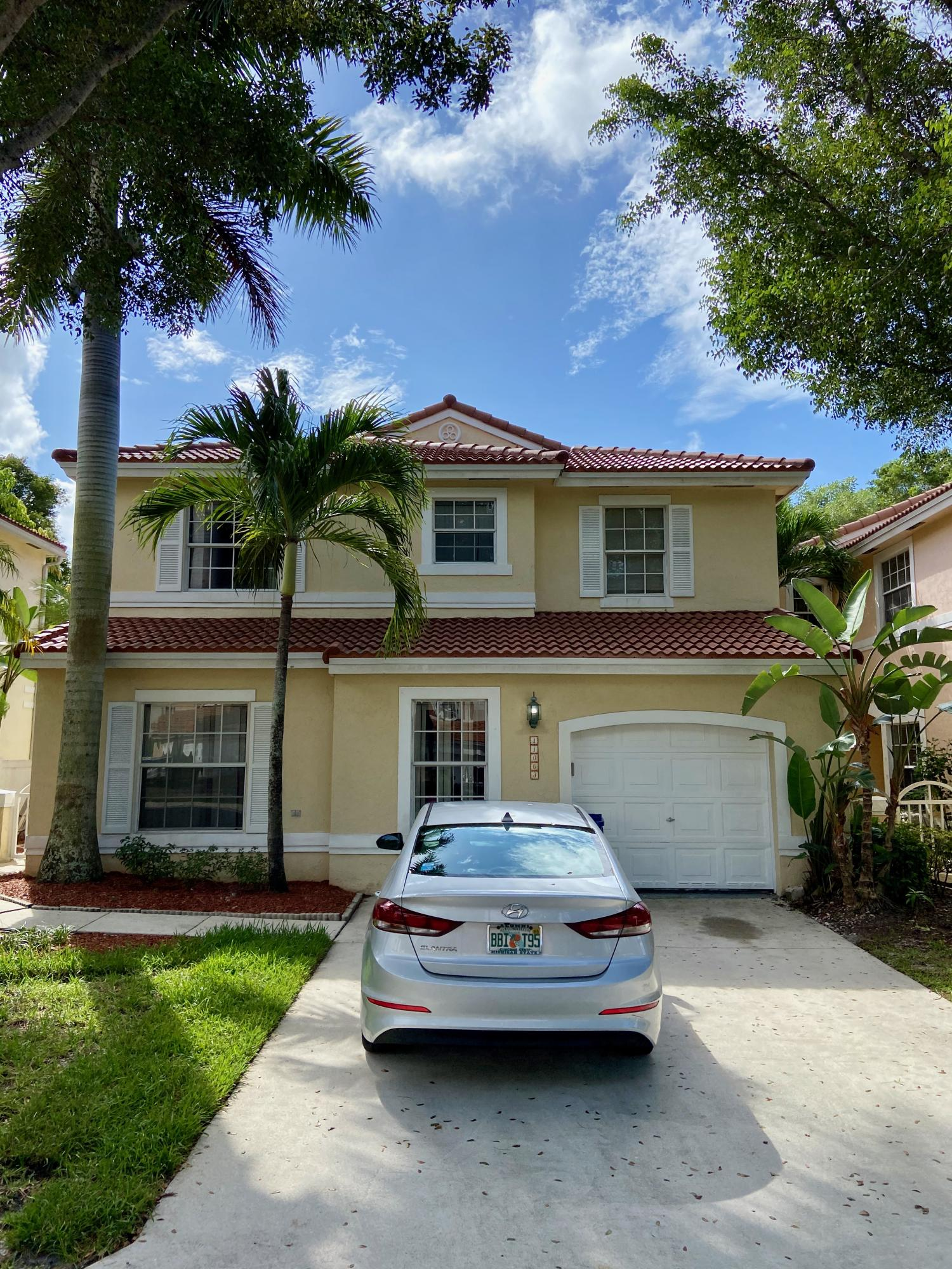 Home for sale in Kensington Green South Coral Springs Florida