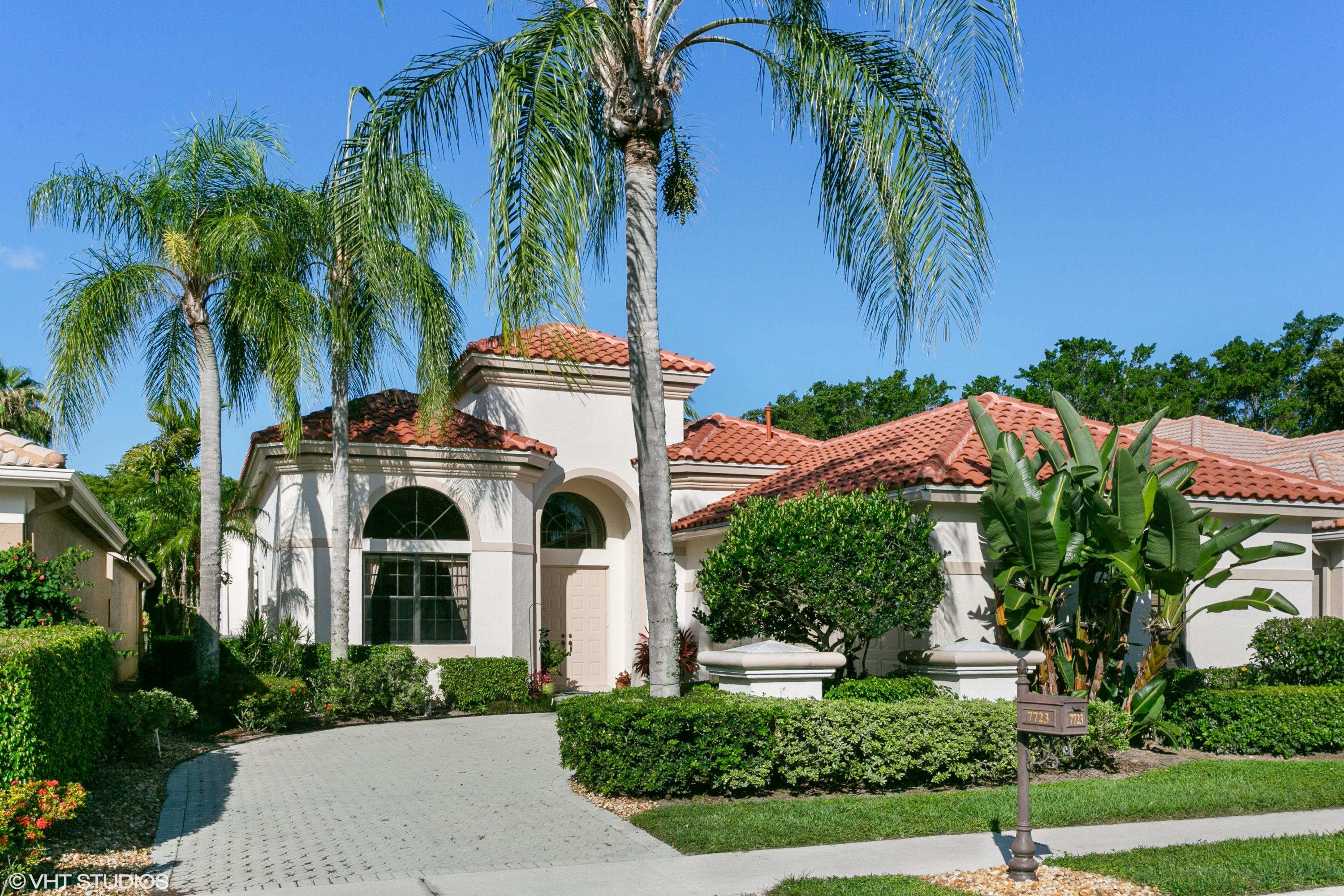 Home for sale in Sandhill Trace West Palm Beach Florida