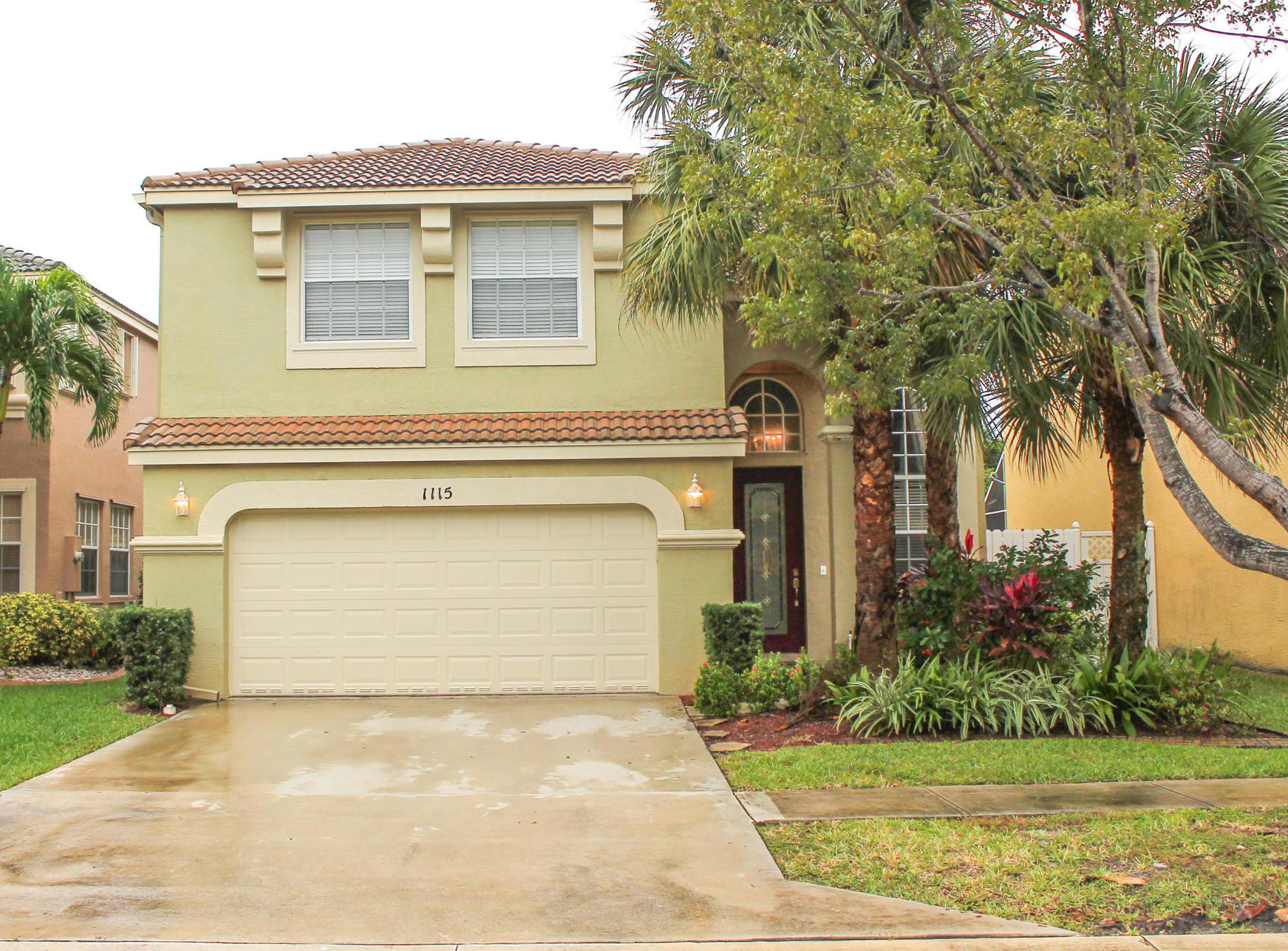 1115 Oakwater Drive Royal Palm Beach, FL 33411