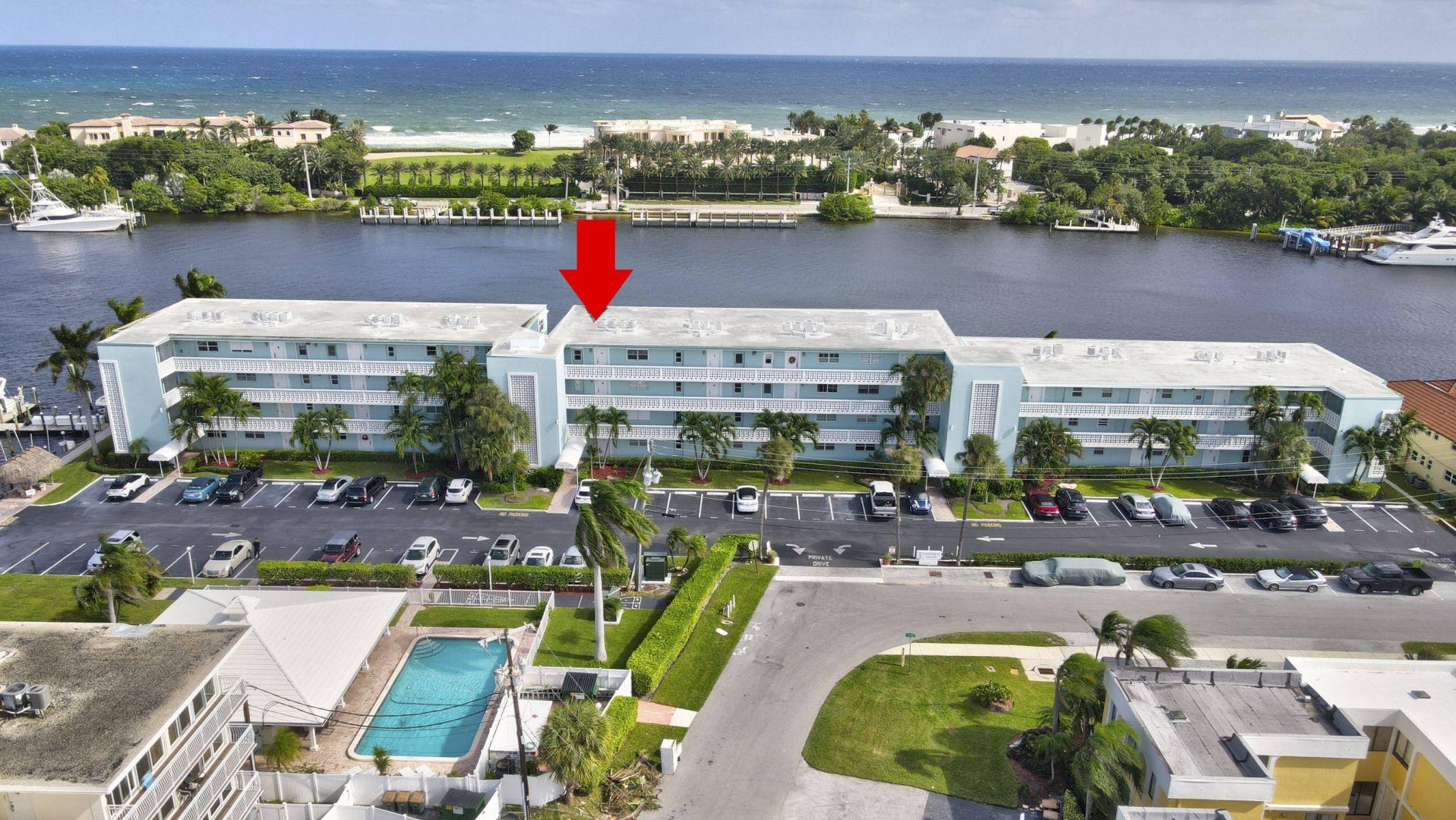 Home for sale in LIGHTHOUSE COLONY CO-OP Lighthouse Point Florida