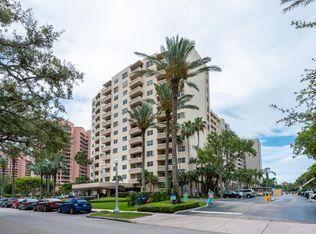 90 Edgewater Drive 606  Coral Gables FL 33133
