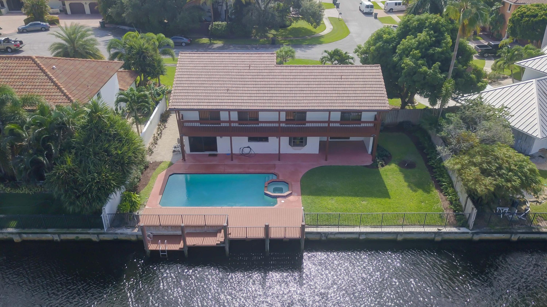 Home for sale in Spanish River Gardens Boca Raton Florida